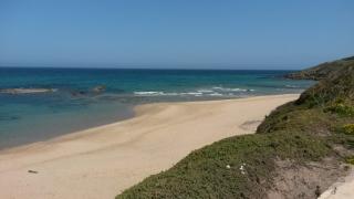 Playa de Lu Bagnu