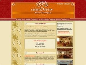 bed and breakfast Casa Doria, in Castelsardo