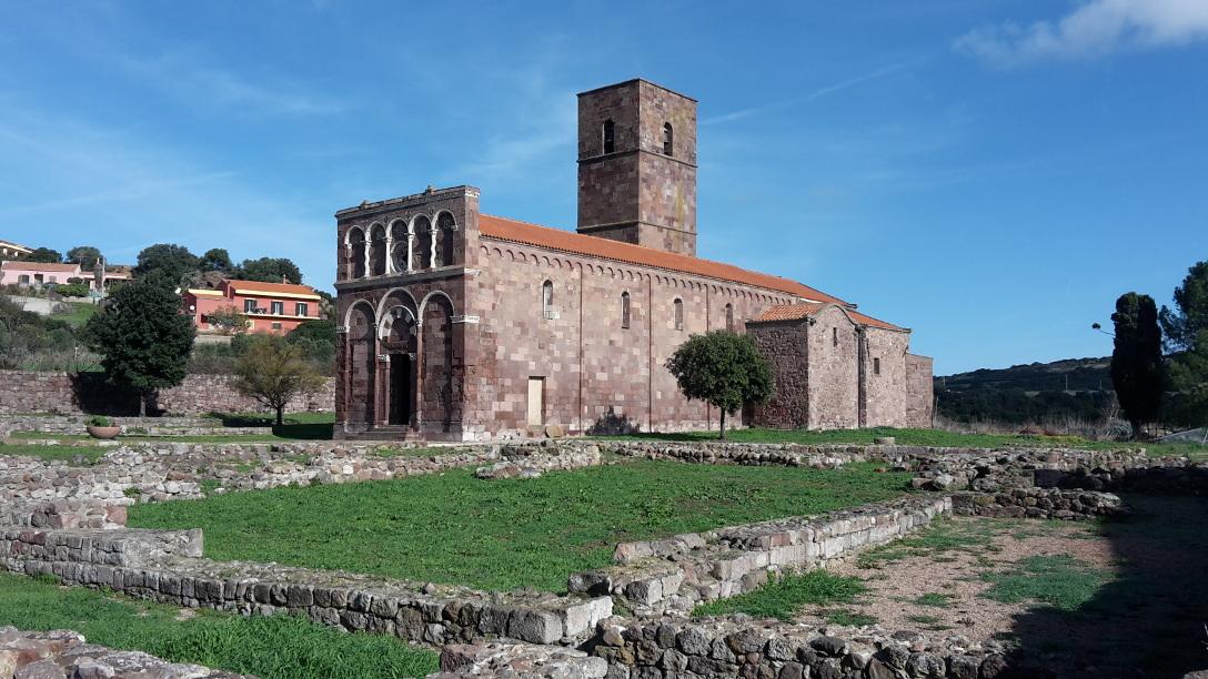 Church of Nostra Signora di Tergu