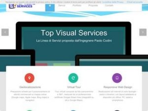 Web design services - Top Visual Services