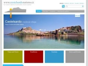 Castelsardo official site