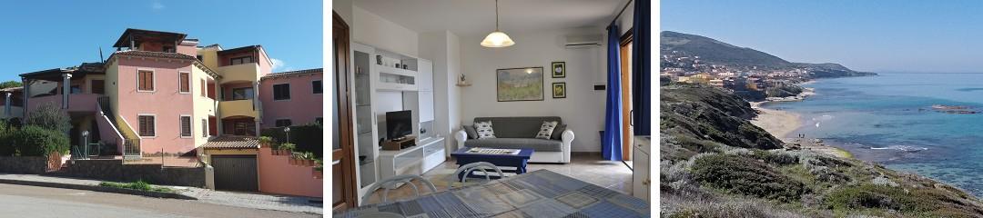 Los apartamentos cerca del mar